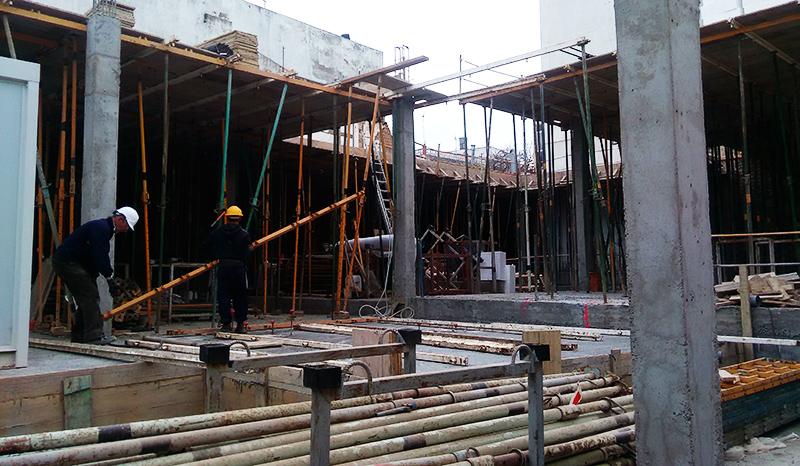 130315. Obras estructura Fábrica de la Luz