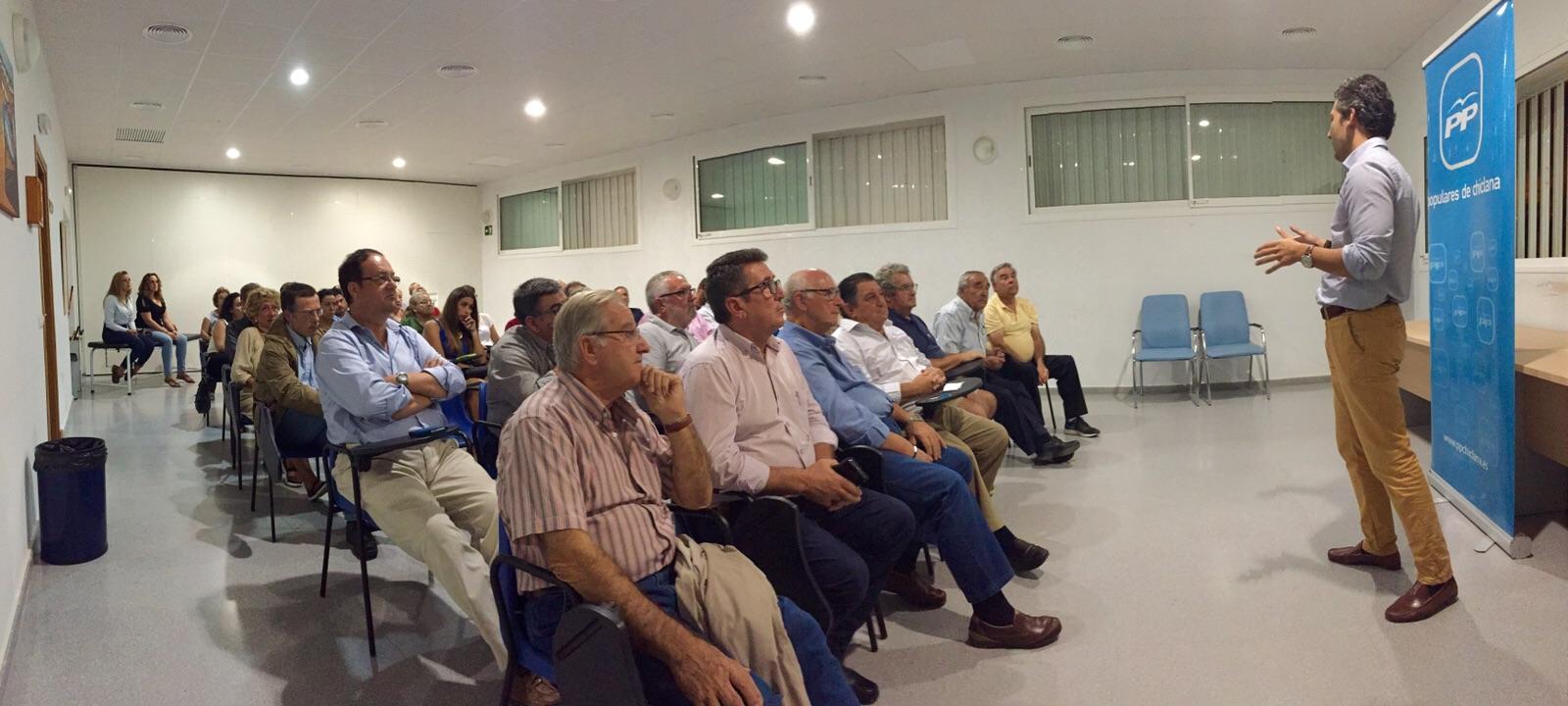 Asamblea ciudadana PP Chiclana