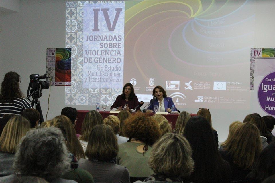 jornadas violencia de género en Chiclana