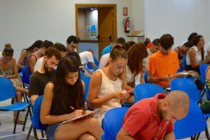 alumnos emprendimiento juvenil