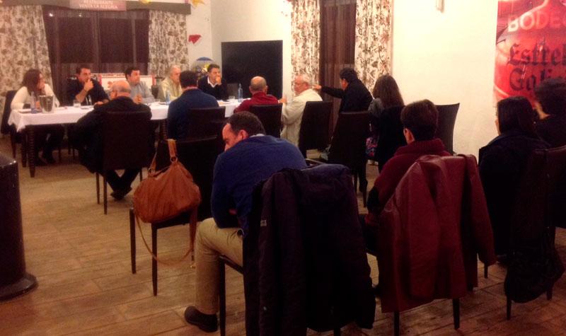 Los Hosteleros celebraron una Asamblea el pasado mes de diciembre.