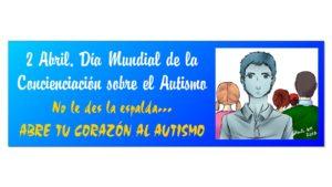 pancarta autismo