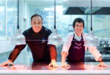 El chef del Mar, Angel León. estará de nuevo en el Meliá Sancti Petri