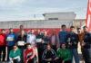 La Prensa Deportiva recauda alimentos en Huerta Mata