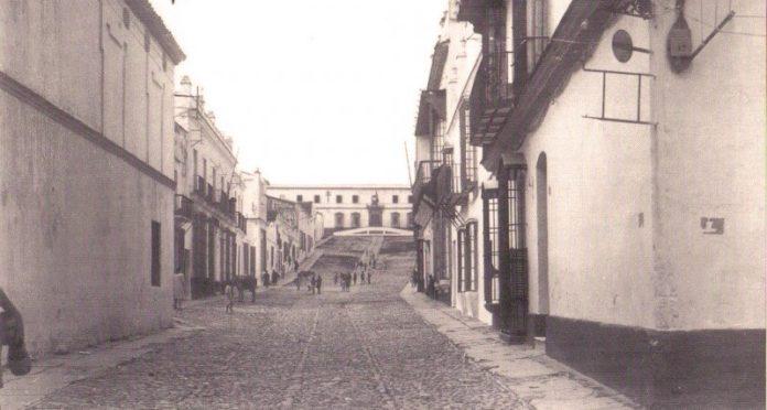 La cuesta Hormaza fue una de las destacadas calles de la villa Chiclanera.