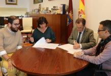 Convenio entre Ayuntamiento y Banco de Alimentos