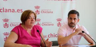 Cándida Verdier -PSOE Chiclana-
