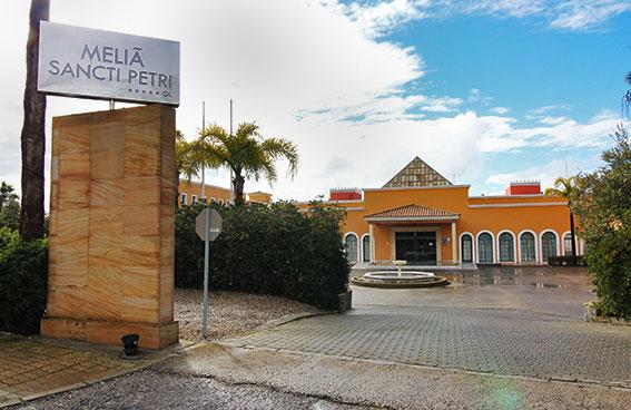 El hotel Meliá Sancti Petri cierra por primera vez en 15 años