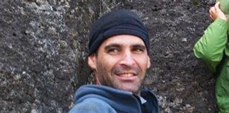 Gustavo Virués, de 41 años, era abogado y practicaba la espeleología.
