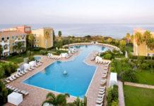 Uno de los hoteles con mayor ocupación ha sido el Meliá Sancti Petri, el único cinco estrellas gran lujo de Chiclana.
