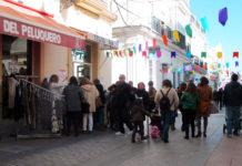 Las jornadas tienen como objetivo dinamizar el comercio y la hostelería de Chiclana. FOTO: Muriel