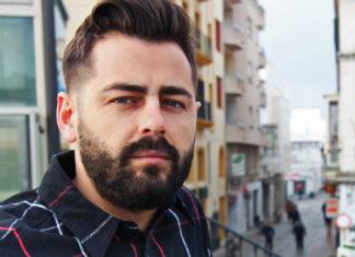 Javier Gutiérrez es activista social desde muy joven. Foto: Muriel