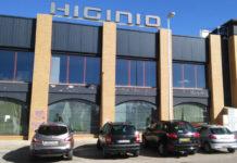 Imagen actual del futuro centro de negocios. Muriel