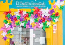 Las calles de Chiclana se han llenado de color con Decostreet.
