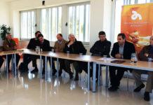 Miembros de la Asociación de Empresarios de Chiclana.