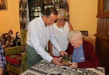 Petra Barbosa cumple 109 años