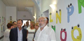 José María Román, y presidente de la Asociación de Reyes Magos de Chiclana