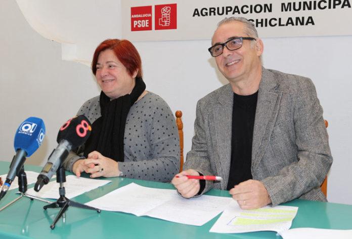 Cándida Verdier y Joaquín Páez dan a conocer la sentencia