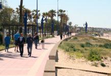 Playa La Barrosa, Chiclana de la Frontera