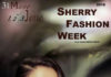 Cartel de la pasarela Sherry Fashion Week