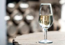 Copa de vino fino