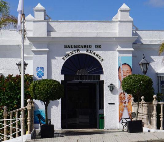 Balneario de Fuente Amarga